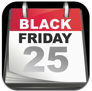 Talking Nerdy- TGI Black Friday App for iPhone or Android