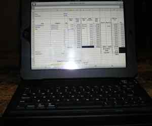 Talking Nerdy- How do you get your spreadsheet on the iPad?