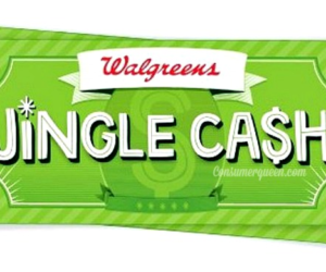 Walgreens Jingle Cash