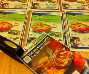 How I Break Down, File and Organize My Coupons