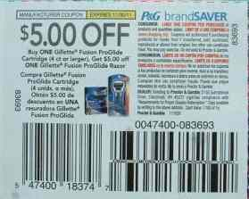 picture relating to Gillette Coupons Printable titled Can $5 Gillette Coupon Be Employ for The moment Xmas Clearance