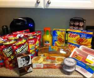 Jessica's $22 Grocery Shopping Trip at Safeway