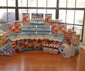 Publix Kellogg's Event – The Wizard Scores an Epic Haul