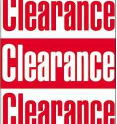 measuring clearance