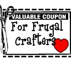 Printable Coupons for Frugal Crafters
