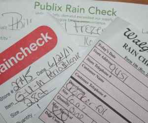 What is a Raincheck?