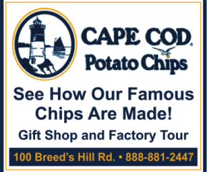 Free Tour At Cape Cod Potato Chips Factory