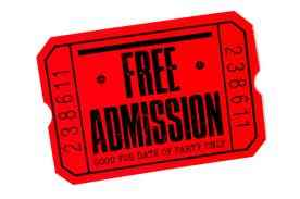 Thrifty Thursday: Free Admissions
