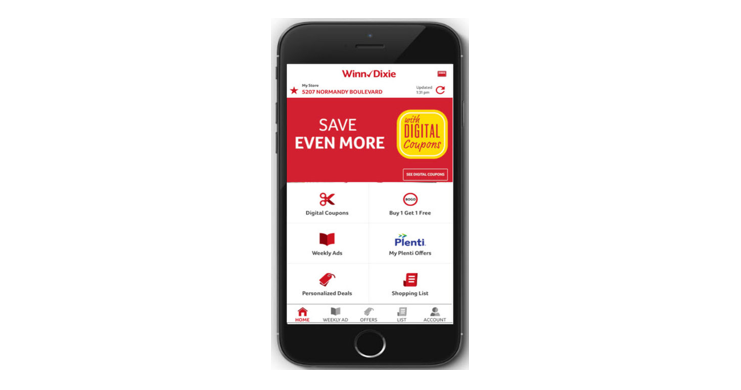 photograph about Winn Dixie Printable Coupons called E Discount coupons Offered Upon Your Winn Dixie Card * Coupon-Wizards