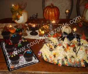 ghoulish Halloween Treats