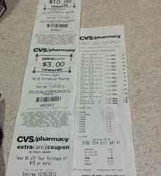 CVS ExtraCare Bucks