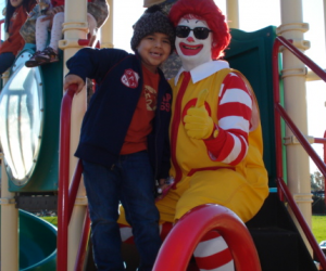 Thankful For Ronald McDonald House