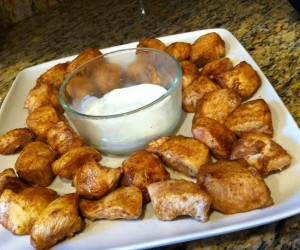 baked boneless chicken wings