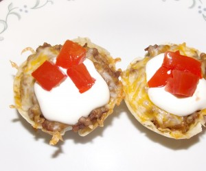 Taco Cups-A New Twist on an Old Classic