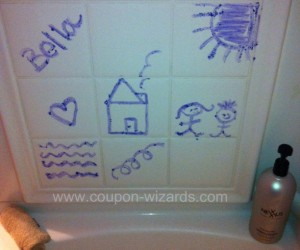 Make Your Own Bath Crayons