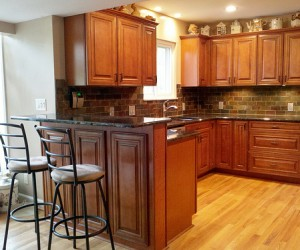Spring Cleaning Challenge Day Twenty-Cabinets and Counters