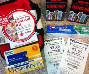 CVS Shopping Trip Freebies