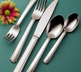 Spring Cleaning Challenge Day Nineteen-Flatware