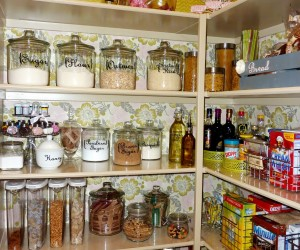 Spring Cleaning Challenge Day Ten-Clean out the Pantry