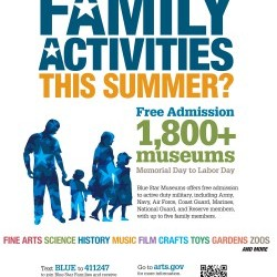 Military Families – Hot List of Free Summer Activities