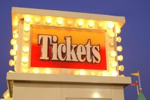 save on amusement park tickets