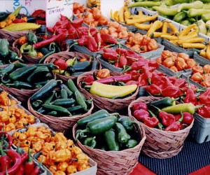 Farmers Markets Versus Grocery Store Fruits And Vegetables