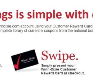 Winn Dixie E Coupons – New Coupons Added