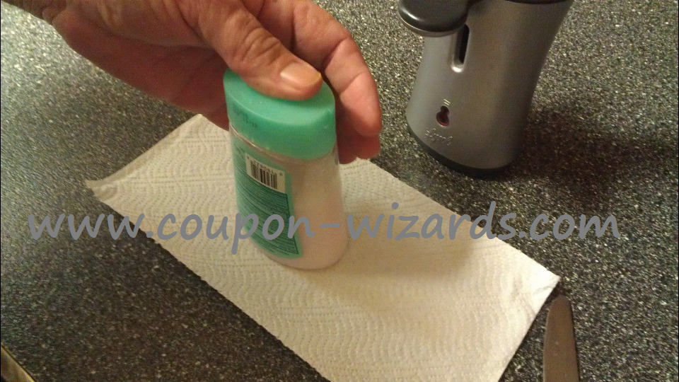 Refill Your Lysol No Touch Hand Soap Dispensers For Pennies