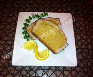 Starbucks Lemon Loaf Cake Recipe Organic Version