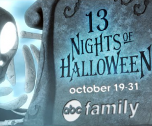 ABC Family 13 Nights Of Halloween Schedule