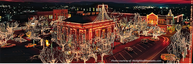 Holiday Lights Post Image - Holiday Lights: Displays & Events Around The Nation -