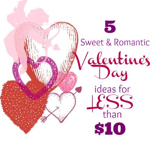 Romantic Valentine's Day Ideas