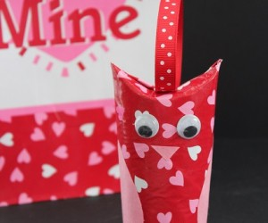 DIY Valentine Owls – Fun For Any Valentine's Day Party