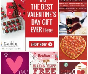 Valentine's Day Freebies, Discounts, and Activities
