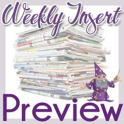 Click here for This Week's Insert Preview
