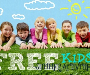FREE and CHEAP Summer Activities For Kids