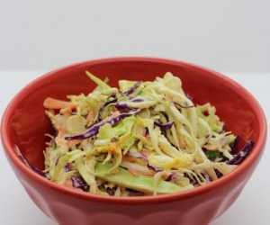 Delicious Homemade Cole Slaw