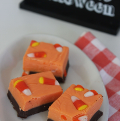Candy Corn Fudge – The Perfect Halloween Treat