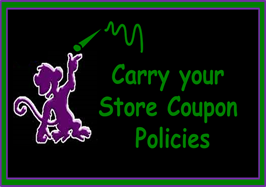 Coupon Policies – Carry Them with You