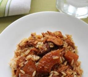 Crock Pot Hawaiian Barbecue Chicken: Easy 3 Ingredient Recipe
