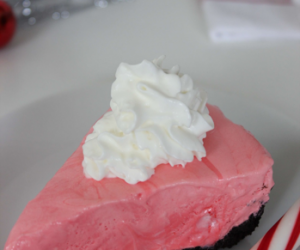 Frozen Peppermint Pie