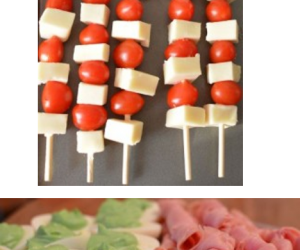 Dr Seuss Kabobs and Green Eggs & Ham