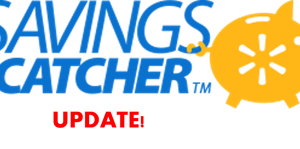 Savings Catcher Changes at Walmart