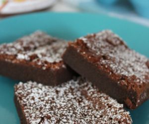 Nutella Brownies – 2 Simple Ingredient Recipe!