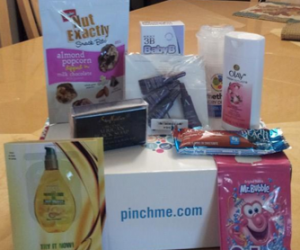 PINCHme Sample Box Giveaway