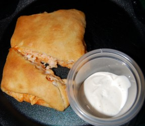 Hot Pockets – Homemade Buffalo Chicken Style