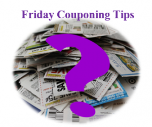 Friday Couponing Tips – Where Do I Start?