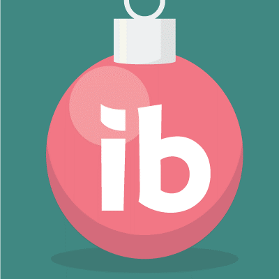 Ibotta Holiday Logo