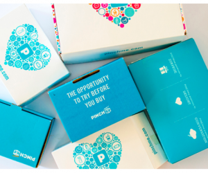 PINCHme – Free Samples Boxes Coming Today, 3/14