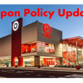 Target Coupon Policy Updates FB